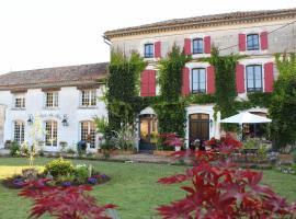 L'Orée des Bois, Vouzan (рядом с городом Le Breuil)