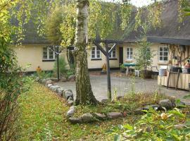 Maegyden holiday apartment, Langeskov (Birkum yakınında)