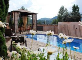 Holiday home C/ La Fuente, Navas de Estena (Horcajo de los Montes yakınında)