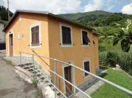 Nonno Baciccia, Ferrada (Neirone yakınında)