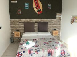 Nilo's room