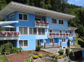 Komfortappartement-5-mit-2-Schlafzimmern-und-Terrasse, Ausserfragant