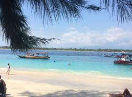 Gili Turtle Beach Resort