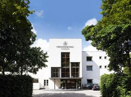 Frederiksdal Sinatur Hotel & Konference, Kongens Lyngby (Birkerød yakınında)