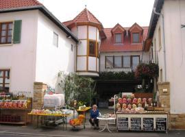 Gästehaus Dehn, Bad Dürkheim (Kallstadt yakınında)