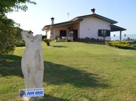 B&B Peperosa, San Michele (À proximité de: Latina)