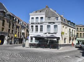 Hôtel Les Frangins, Сен-Омер