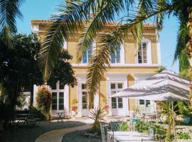 La Maison des Palmiers, Homps