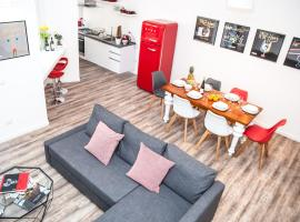 ISOLA - Spacious and Modern 2 bedrooms apartment
