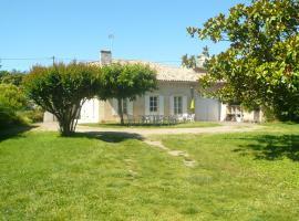 Gîte Rieuvert, Castillon-la-Bataille (рядом с городом Saint-Magne-de-Castillon)