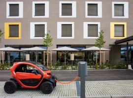Hotel am Campus, Ingolstadt (Oberstimm yakınında)