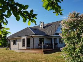 Sinilille 7 Holiday Home, Kuressaare (Upa yakınında)
