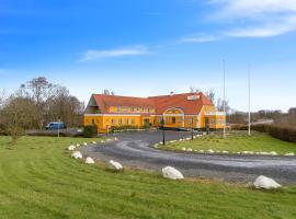 Krebshuset / Kelz0rdk, Sorø (Munke Bjergby yakınında)