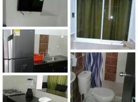 Apartamento amoblados