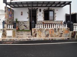 Buda 1, Ла-Коста (рядом с городом Tinajo)