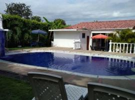 Villa Beatriz, Ricaurte (Llano del Pozo yakınında)