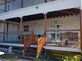 Sustainable B&B by the Bay