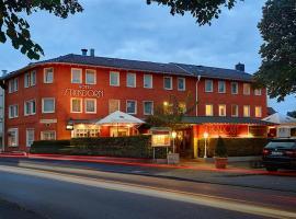 Privathotel Stickdorn, Bad Oeynhausen (Bergkirchen yakınında)