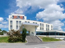 Hotel Park, Čakovec (рядом с городом Slakovec)