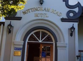 The Nottingham Road Hotel, Nottingham Road