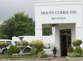 Mount Currie Inn, Kokstad