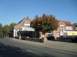 Landgasthaus-Hotel Wenninghoff, Dreierwalde (Spelle yakınında)