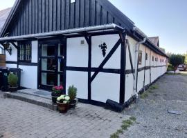 Dåstrup Bed & Breakfast, Viby (nära Gammel Lejre)