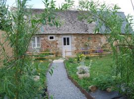 St Michel Cottage, Landelles-et-Coupigny (рядом с городом Sainte-Marie-Outre-l'Eau)