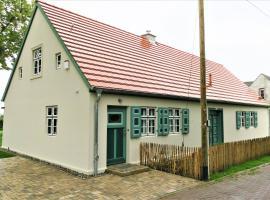 Alte Post, Liepe, Rankwitz (Warthe yakınında)