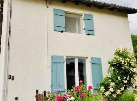 Maison 10, Mézières-sur-Issoire (рядом с городом Saint-Bonnet-de-Bellac)
