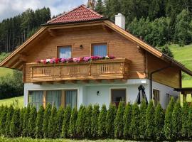 Sonnenchalet im Salzburger Lungau, Mariapfarr (Bruckdorf yakınında)