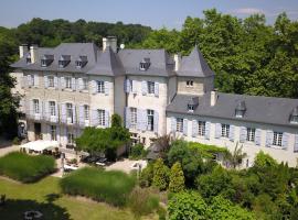 Chateau de Lamothe, Мумур (рядом с городом Oloron-Sainte-Marie)