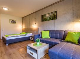 Green Apartment, Kaprun (U blizini grada 'Piesendorf')