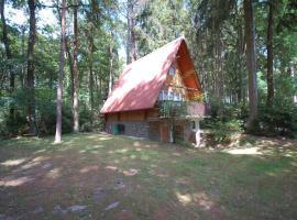 Holiday home in Jevany 1172, Jevany (Tehovec yakınında)