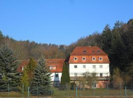 Hotel Badstube, Otterberg (Otterbach yakınında)