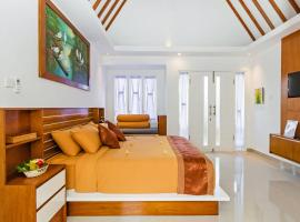 White House Villa Bali, Badung (рядом с городом Kapal)