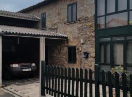 casa cacheiras, Тео (рядом с городом Сан-Хулиан-де-Салес)