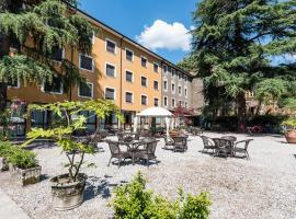 Hotel Terme San Pancrazio, Trescore Balneario (Zandobbio yakınında)