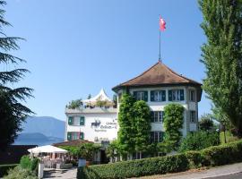 Jagd-Schloss, Merlischachen