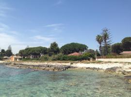 Mar Adriatico 1 A due passi dal mare, Villa Targia