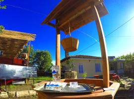 Kruja Hospitality, Krujë (Bushnesh yakınında)