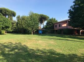 Ameglia - Villa sul Fiume, Ameglia (Luni yakınında)