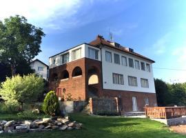 Vila Hořičky, Hořičky (Kopaniny yakınında)