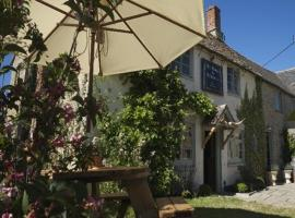 The Plough Inn, Little Faringdon (рядом с городом Фарингдон)