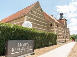 Martin's Rentmeesterij, Bilzen