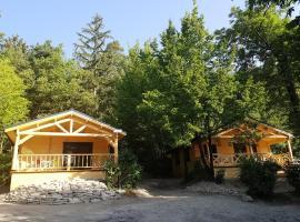 La Gliere ( Camping ), Aime La Plagne