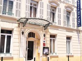 Hotel du Parc, Hyères