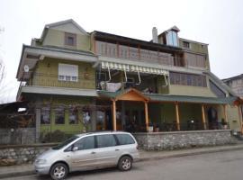 Hotel Inxhujo, Ersekë (Helmës yakınında)