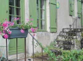 Gite de charme au coeur de la Bourgogne, Santigny (рядом с городом Marmeaux)