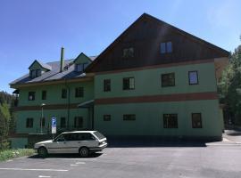 Apartmán Orbit, Karlov pod Pradědem 154, Malá Morávka, Karlov